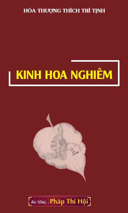 Kinh Hoa Nghiêm – HT Thích Trí Tịnh